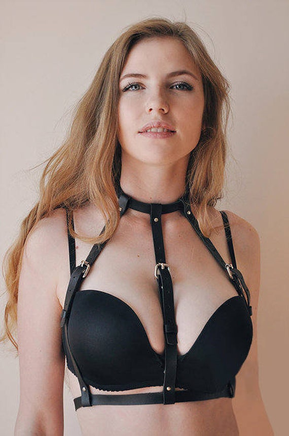 Mature see through bra
