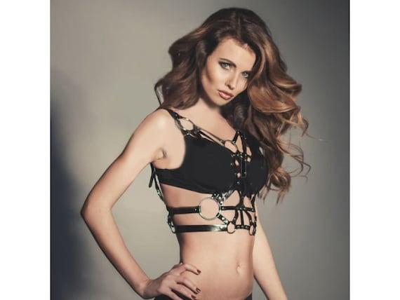 Bdsm womens harness