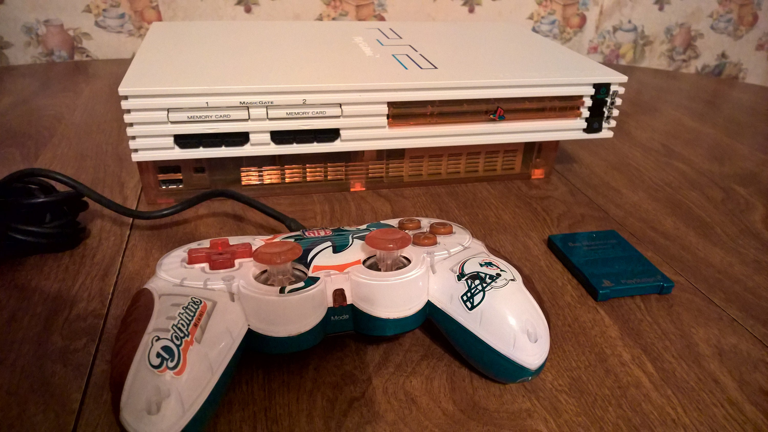 The Real Ultimate modded PS2 1,101 PS2 Games, The complete PS1 Game library  Plus 23 Retro Emulators: NFL Miami Dolphins