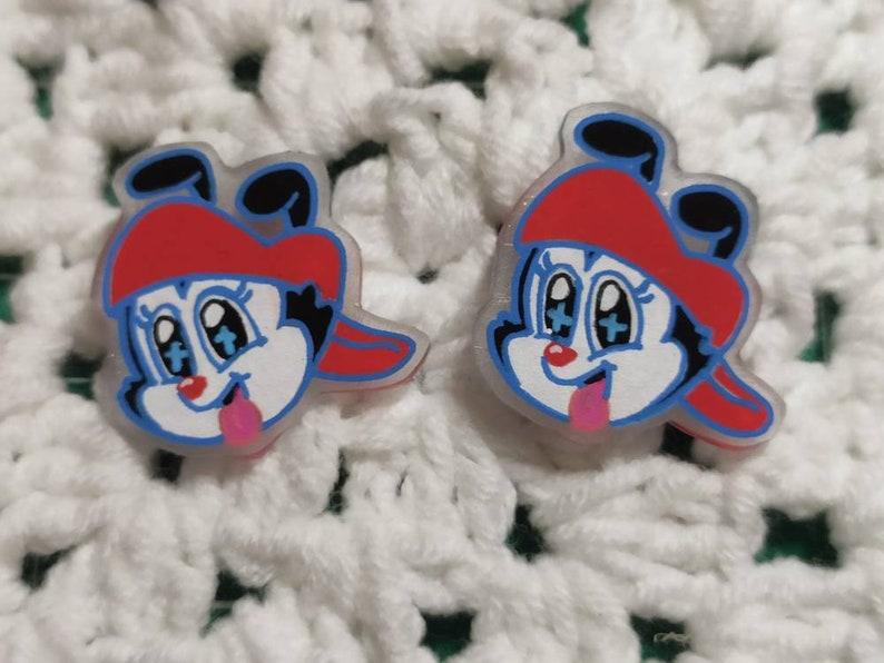 Animaniacs earrings BUNDLE
