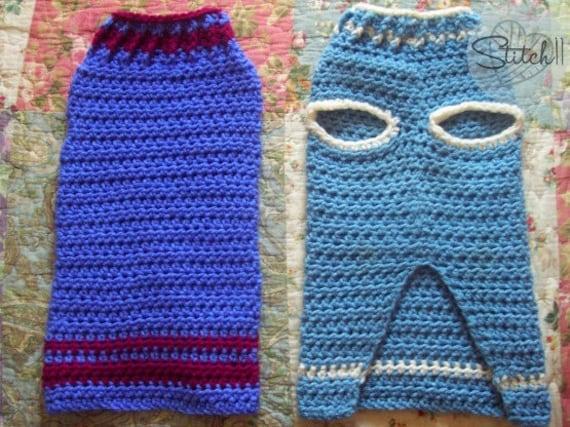 Small Dog Coat Crochet Pattern Crochet Dog Jacket Pattern Etsy