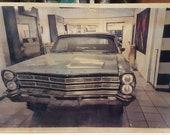 Workshop image Ford...