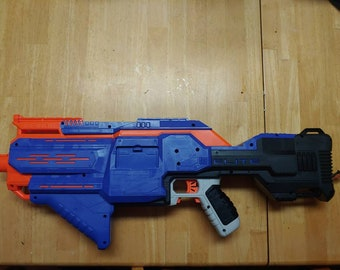 Modded nerf guns rival   Etsy