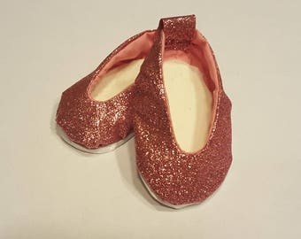 "Doll shoes for 18"" Dolls -FREE SHIPPING"