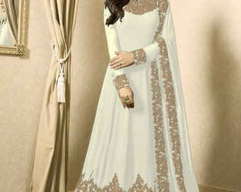 Pakistani Dress Etsy,Special Occasion Evening Dresses For Weddings