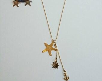 A Nautical Marine Jewelry Set