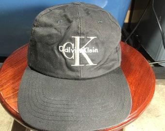 96776fb3f25 Vintage Calvin Klein Hats