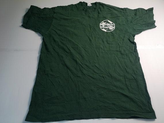 Vintage Centre Soccer 90s T-Shirt Size XL