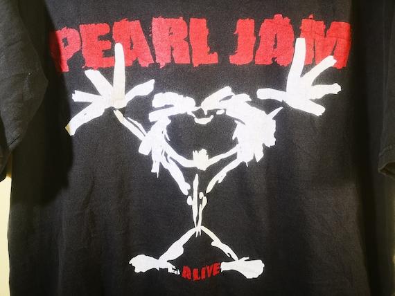 Vintage Pearl Jam Alive 90's T-Shirt Size L
