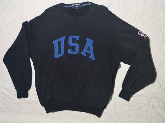 Vintage Polo Sport Sweaters 90s Size L