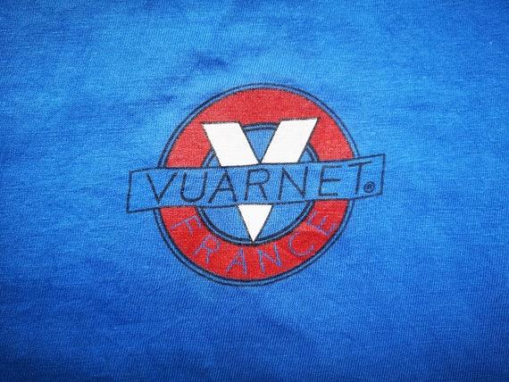 Vintage Vuarnet France 90's T-Shirt Size L