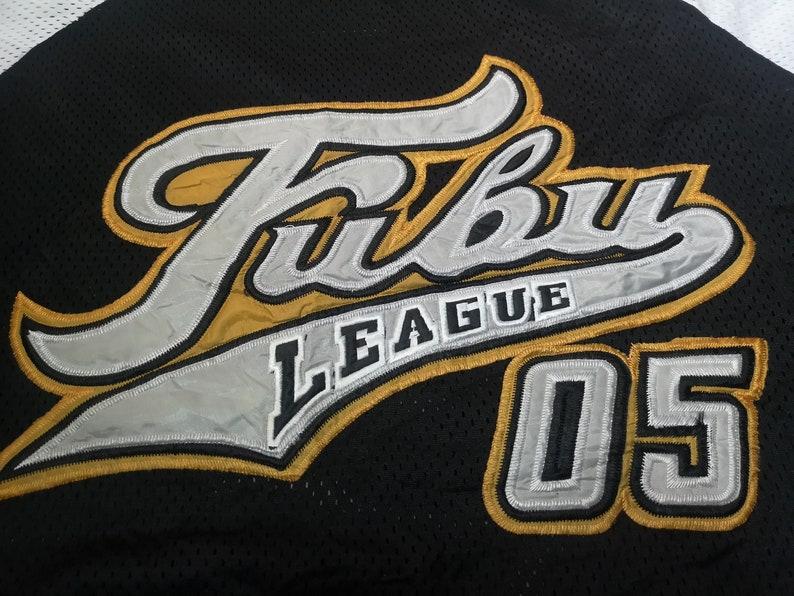 83be5256802e Vintage FUBU 90s Big Logo jersey Size M