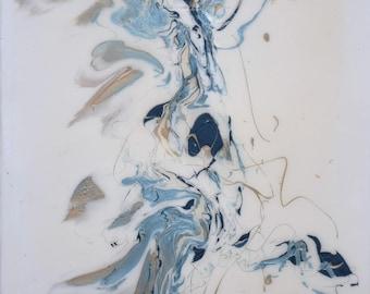 27 Dancing Blue