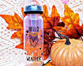 Sweater Weather Adult Baby Bottles ABDL / DDLG