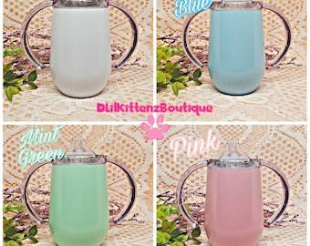 Plain Adult Sippy Cups ABDL / DDLG