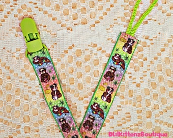 Trippy Shaggy Adult Pacifier Clip ABDL / DDLG