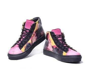 ArtWalkShoes Colourful Sneakers