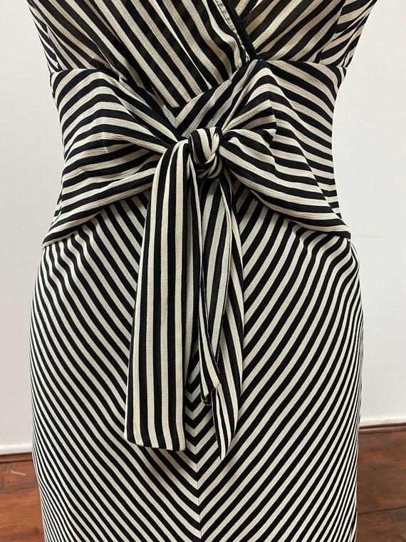 1990's Gerald Darel day dress - image 8