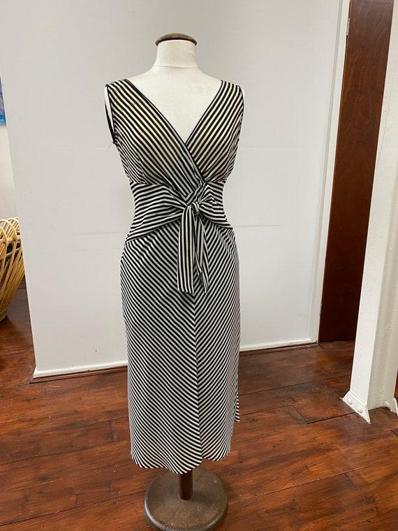 1990's Gerald Darel day dress - image 1