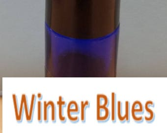 Winter Blues Roller Bottle Essential Oil
