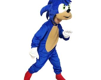 Sonikkk's costume, kids size