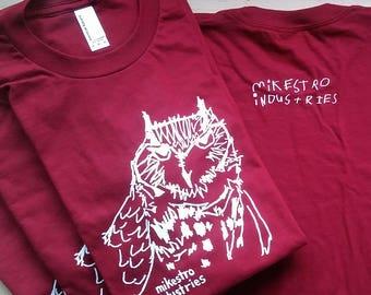 Owl T Shirt