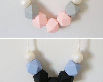 Babywearing necklace / nursing necklace / teething