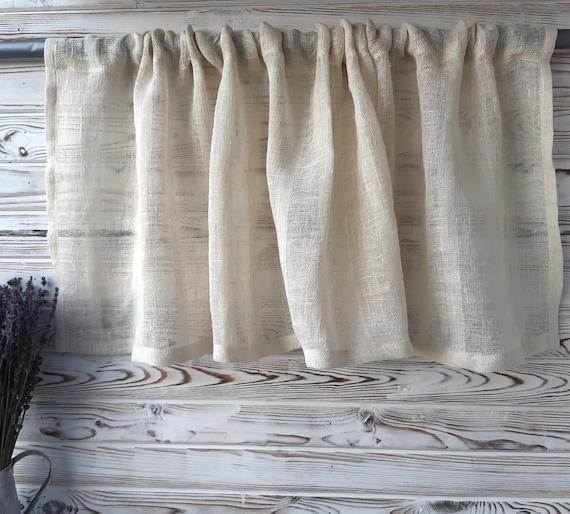 Küche Vorhänge Bettwäsche Vorhänge Café Vorhänge Land Etsy