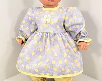 and Panties Bonnet 21 MIddleton Doll White Heirloom Dress