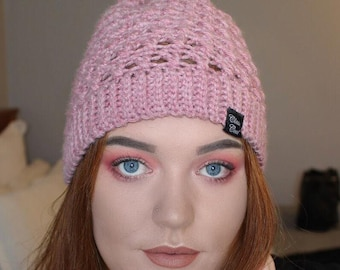 Twisted Slouch Beanie