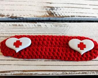 Heart Ear Saver for First Responders Doctors /& Nurses Acrylic Mask Holder