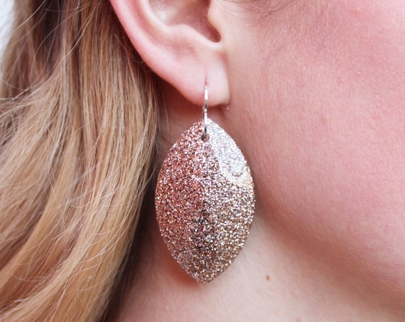 Agnes Earrings | Champagne