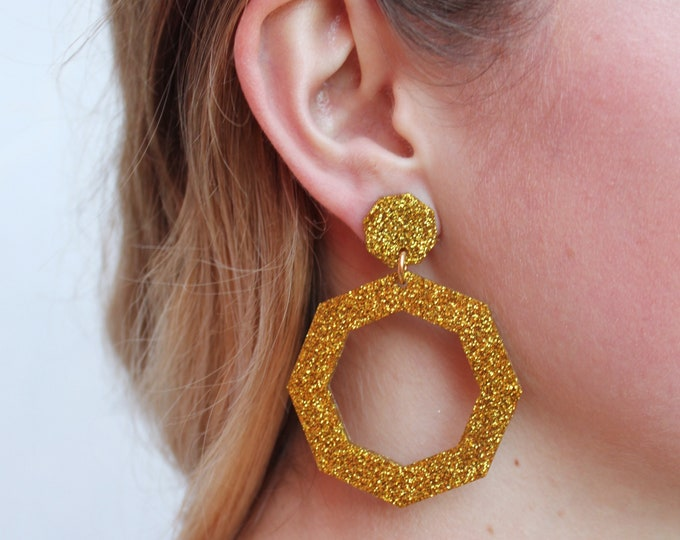 Featured listing image: Catherine Hoops | Gold