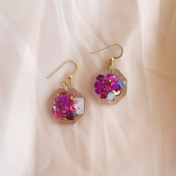 Mary Earrings | Kaleidoscope x Coco's Musings Collection - Made To Order