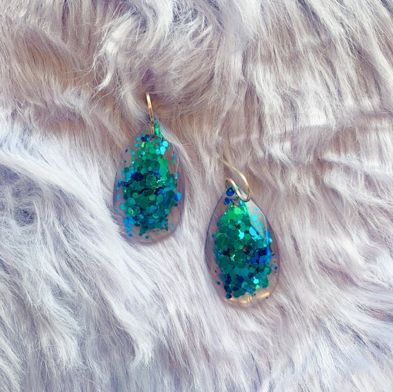 Eloise Earrings | Festive Collection - Made To Order