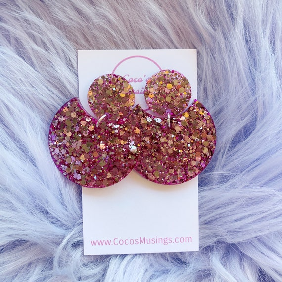 Tabitha Earrings | Festive Collection - Made To Order