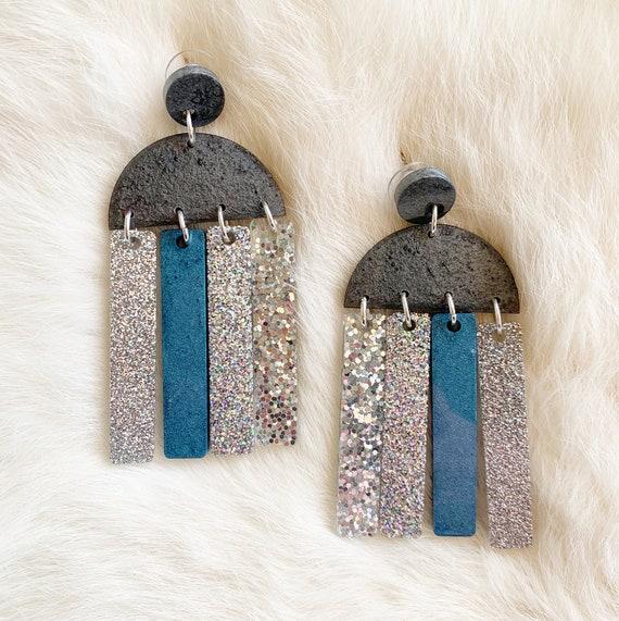 Silver Linings Eugenia Earrings