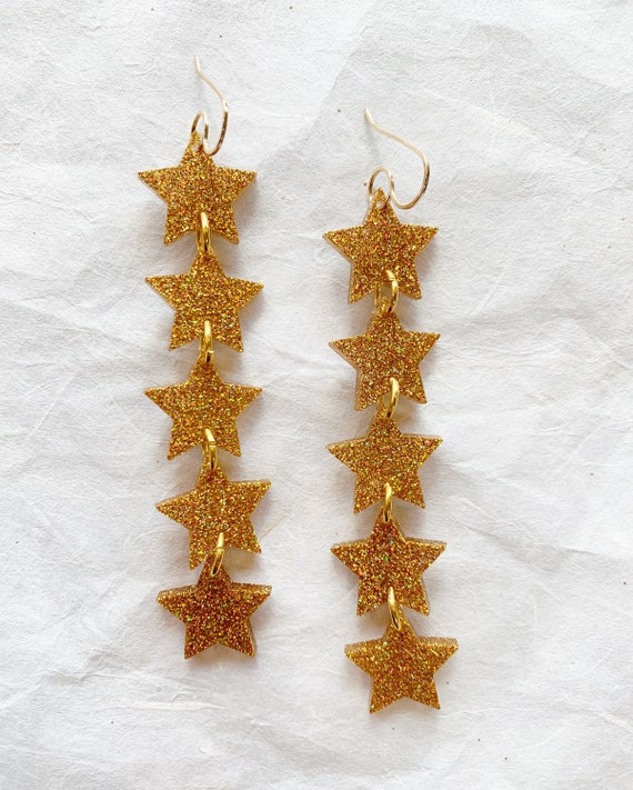 Anna Earrings | Golden Hour - Made To Order