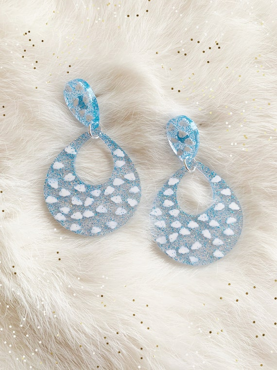 Blue Skies Tatiana Earrings