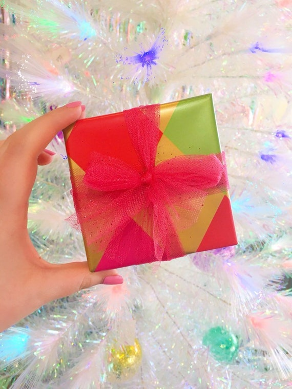 Wrap my order as a present!
