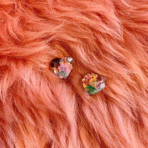 Peggy Earrings | Flower Power