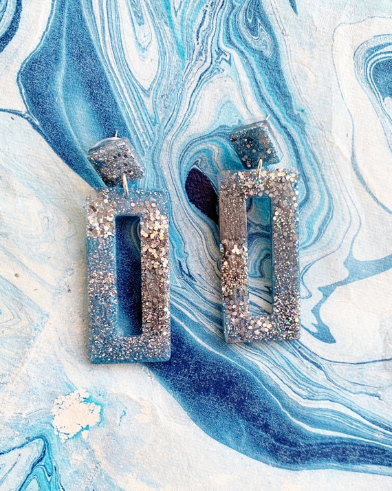 Silver Linings Vivienne Earrings