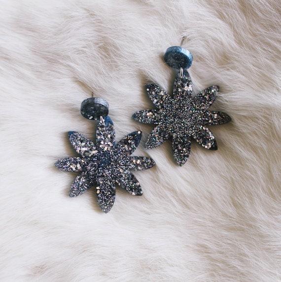 Silver Linings Naoko Earrings