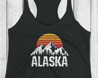 1572b8f10bcf2 Alaska Shirt Retro Vintage