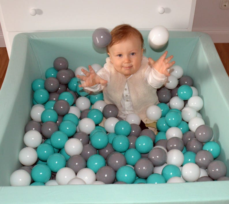 mint-square B\u00e4llebad B\u00e4llepool balls play balls ball bath ball bath play pool ball certified with /& no balls 7 cm T\u00dcV