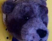 Cute Bear, McFelted Frien...