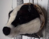 Badger, McFelted Friend -...
