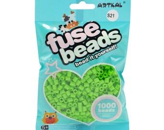 Arkal Beads S - Midi S21 Neon Green 1,000