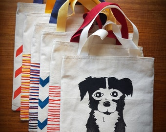 Border Collie Tote