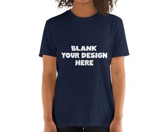 51f64890 Gildan 64000 S-3XL Unisex Softstyle T-Shirt with Tear Away Label